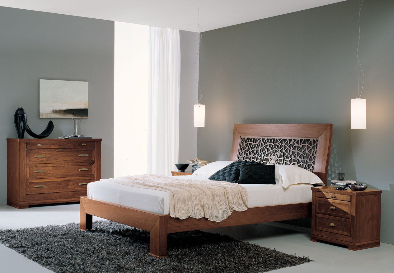 Chambre Coucher Moderne Mobilier Intrieur Complet Conception Intrieure De C